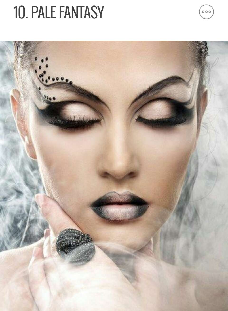extreme makeup pictures - 735×985