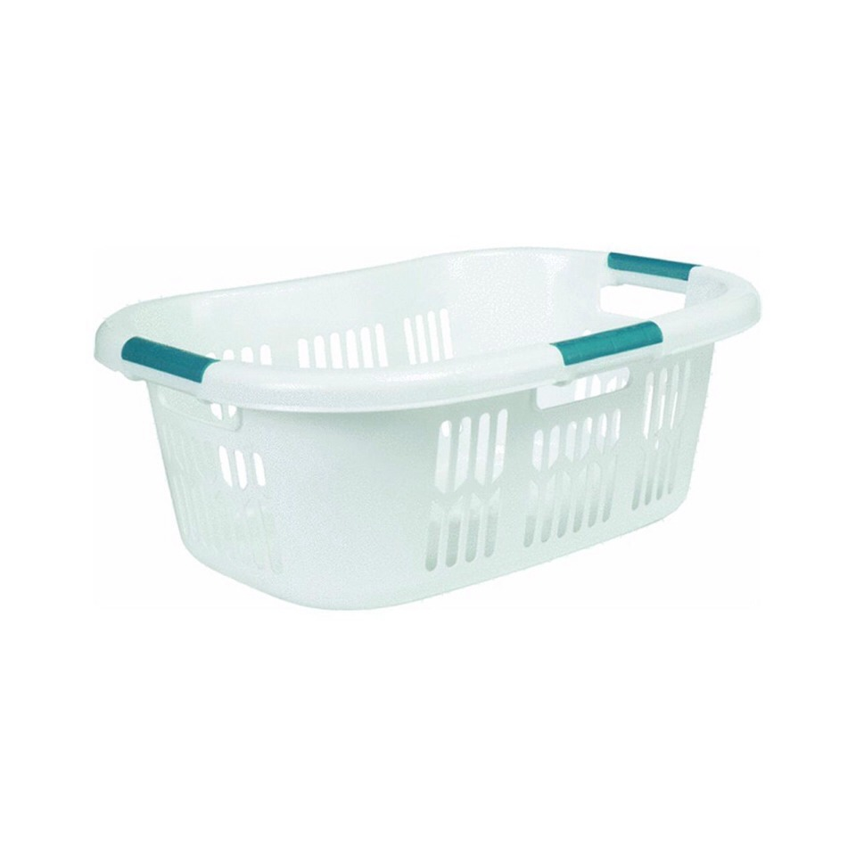 Put a laundry basket in your car so that's it's easier to take a lot of groceries into your house.