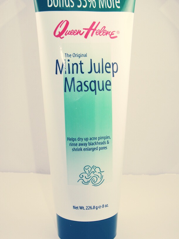 Then (as many times a week as I please) I apply this beautiful mask and once it completely hardens I wash it off with warm water and pat my face dry. It leaves your skin silky smooth and fresh!