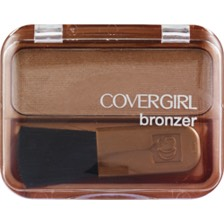This isn't my favorite for a bronzer, but for a drugstore brand, it's pretty good. It lasts awhile and comes in a variety of shades.