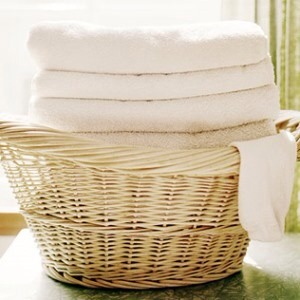 Whiten clothes! Pour half a cup into your whites instead of bleach. If there's a protein stain on any clothing, pour it right onto the stain and let sit for a minute. Then rub it in and rinse with water.