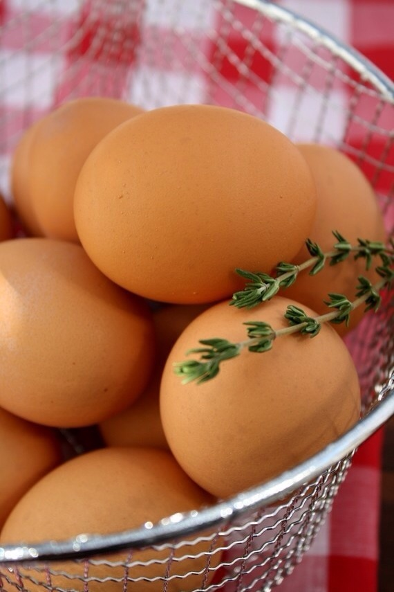 2. have some eggs