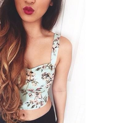 Perfect Outfit and hair in 1🙌