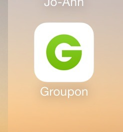 Shopping on groupon is a great way to save some cash!