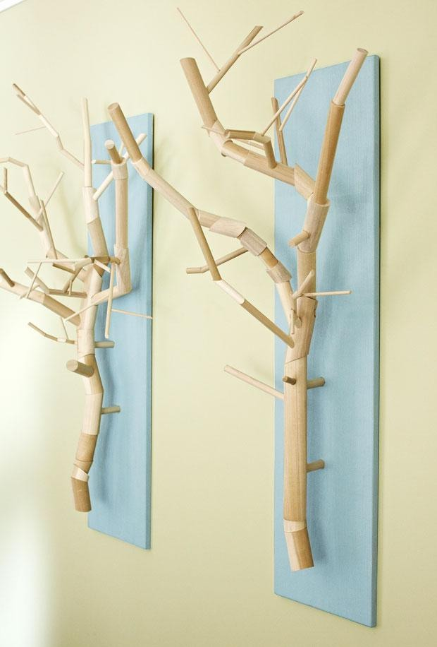 pieces for your home! Here's how it's done! What you'll need: Large frame Newspaper Spray-paint Clippers Staple gun Branches  How to Make It:  1. Spray-paint the frame the color desired (over newspaper of course!) 2. When the frame is dry, flip it over