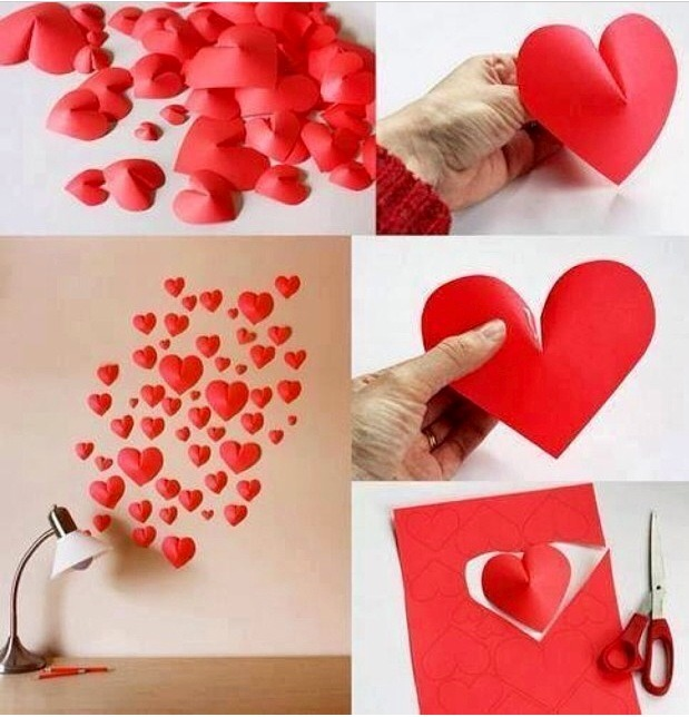 musely - Valentine Decorations To Make