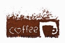 All you need is ground coffee and ......