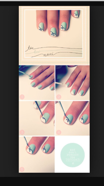luv this good on toe nails xx <3