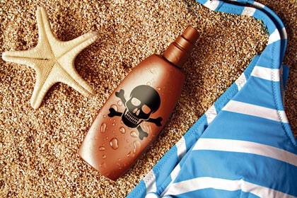 2. There active ingredients are considered to be safer alternatives to chemical sunscreens.