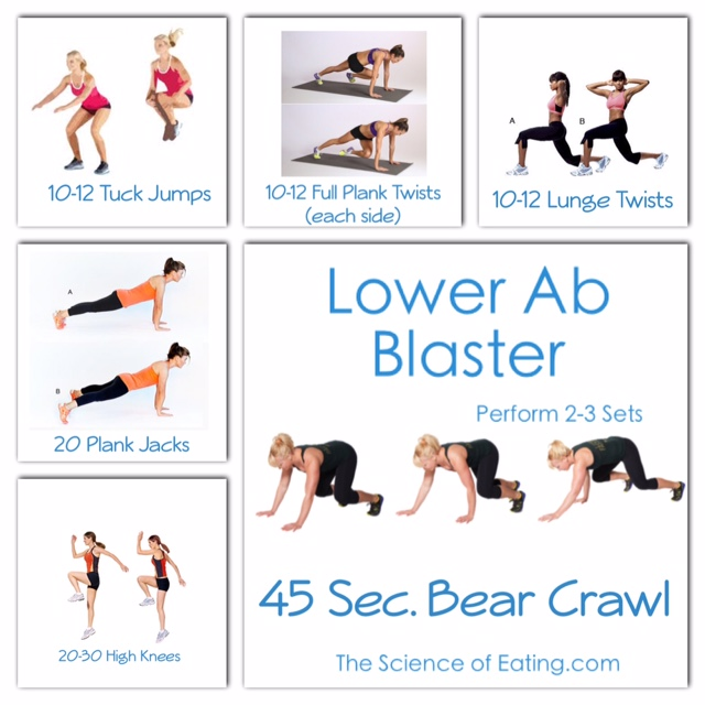 Lower Abs Workouts