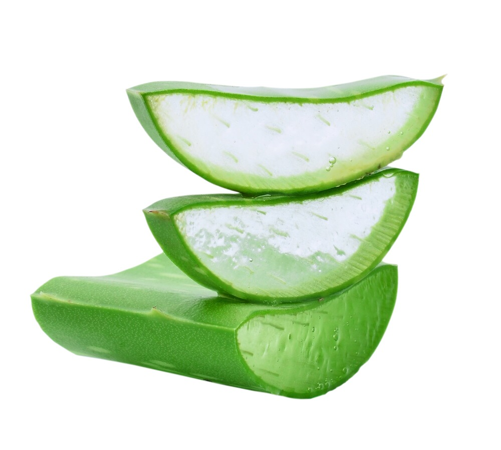 6. Aloe Vera Aloe vera is a natural skin lightener that will also keep the skin hydrated and moisturized. It can help maintain even skin tone and promote the repair of skin cells damaged by sun exposure. How to use.......