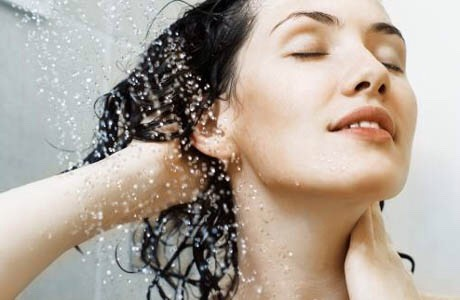 Tip #1 After shampooing and conditioning, be sure to rinse your hair throughly, left over product dulls hair