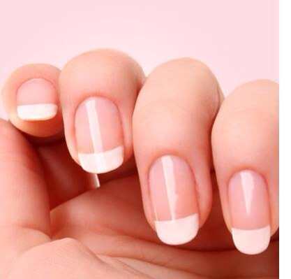 When taking your nail polish off, obviously by using nail polish remover, wash your nails right after you're done. Then dry completely and lotion your hands, focusing on the cuticles.