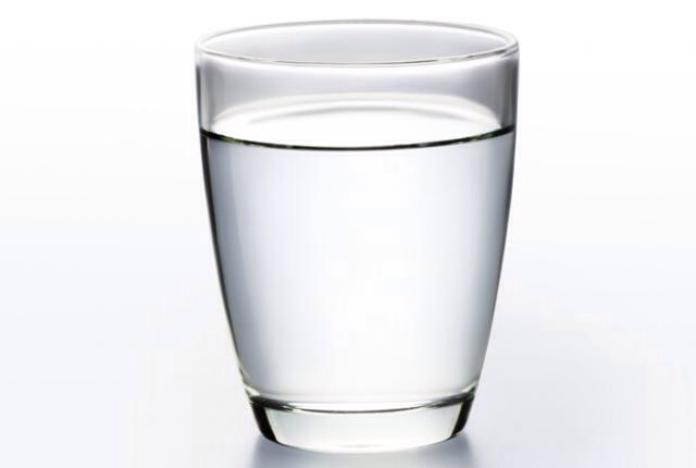 Every morning drink a cup of warm water before u eat any thing u can add lemon to tastes because drink warm water every morning help to dissolve or lose fat u have if u want u can drink as many as u want through out the day it good for your health and skin as well with lemon it can double the proces