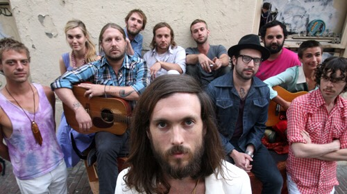 5. Edward Sharpe and the Magnetic Zeros Recommended songs: Home and Man on fire