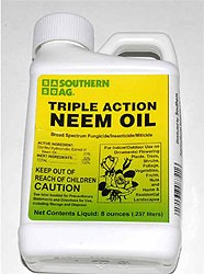 Use neem oil as a mosquito and bug repellent; Neem oil is an organic , natural way to repel bugs. Mix oil with water and spray on plants. Spray on arms and legs. Be sure to wash it off your hands as it tastes bitter and smells.
