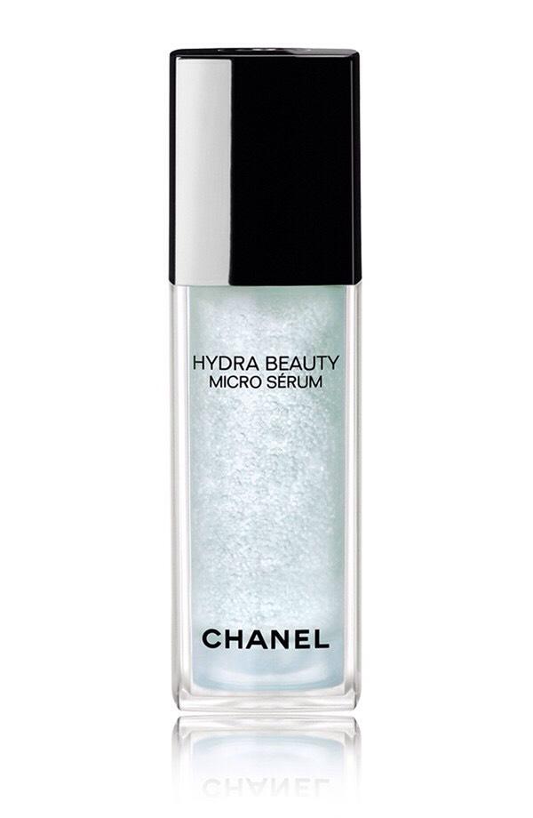 Chanel Hydra Beauty Micro Sérum, $110; chanel.com
