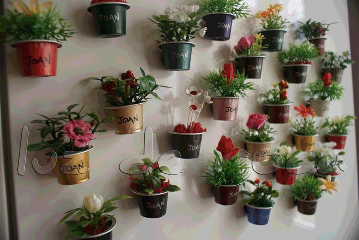 magnet planters