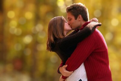 If your gonna get carried away with your kiss then learn what to do