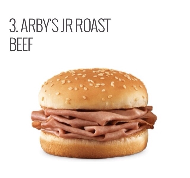 It can be difficult to eat healthy at Arby's. Although many of their food options sound healthy, they are not. This menu selection only has 210 calories and 8 grams of fat.