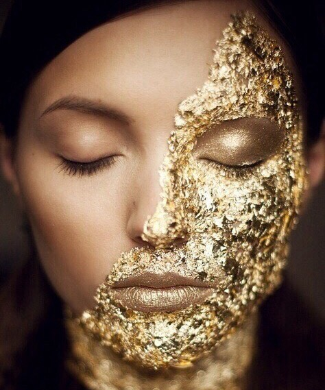 Gold Foil Powder used as a skin treatment has the following benefits \n 1.\n 2.A gold facial session activates the process of cell renewal and rejuvenates your skin 3.\n 4.It brings about a significant reduction of wrinkles and fine lines 5.It has anti-aging properties and makes your skin look youthful 6.\n 7.It is helpful in elimination of toxins and combating damages made by the sun 8.\n 9.It provides your skin with oxygen and reduces the tired appearance. 10.\n \n  \n  \n