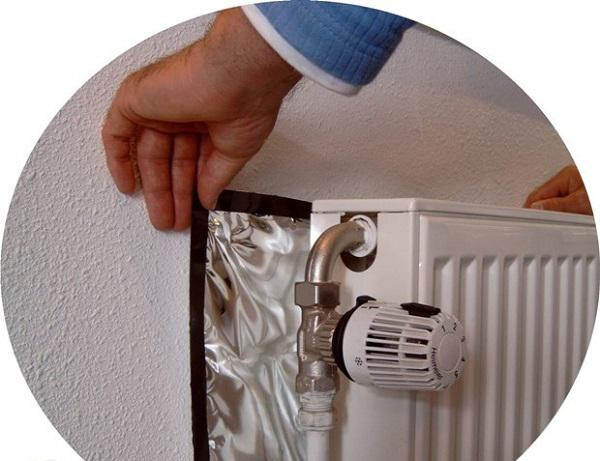 10.) Is your heater not getting the house warm enough?: If it's a wall-mounted heater or radiator, put a layer of tinfoil against the wall (be careful not to use anything else that would be a fire hazard). The foil will reflect the heat back into the room and won't let the wall absorb it.