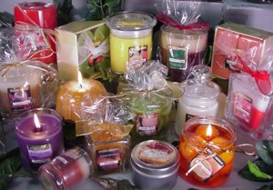 Give your home the aromatic smell of a dozen expensive candles, with out the cost!