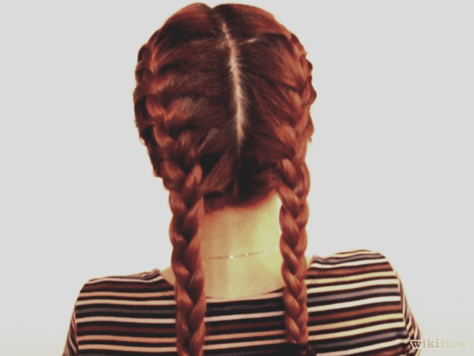Start by plaiting/braiding your hair after you come out of the shower when it is half dry