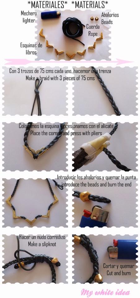 Book Corner Necklace
