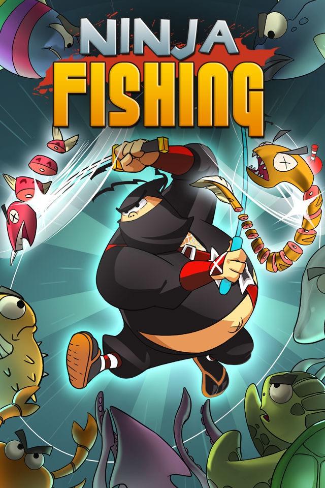 Ninja Fishing(Free)