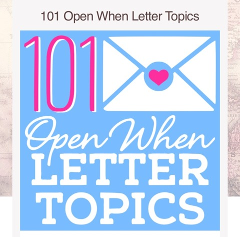 open when letter topics musely 1523