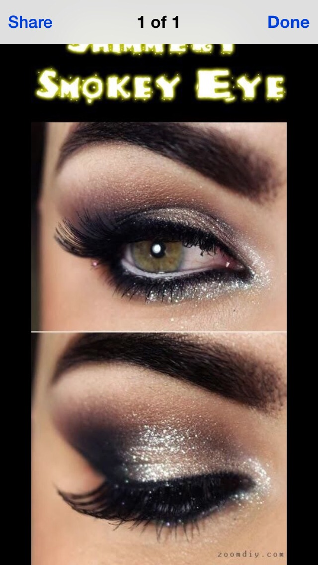 Smokey eyes are great for a fun night out! Not an everyday look in my opinion but always a classy way to dress up your eyes