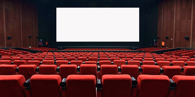 Too hot to go outside, watch a movie! Either go to your local theater or watch one at home with some popcorn.