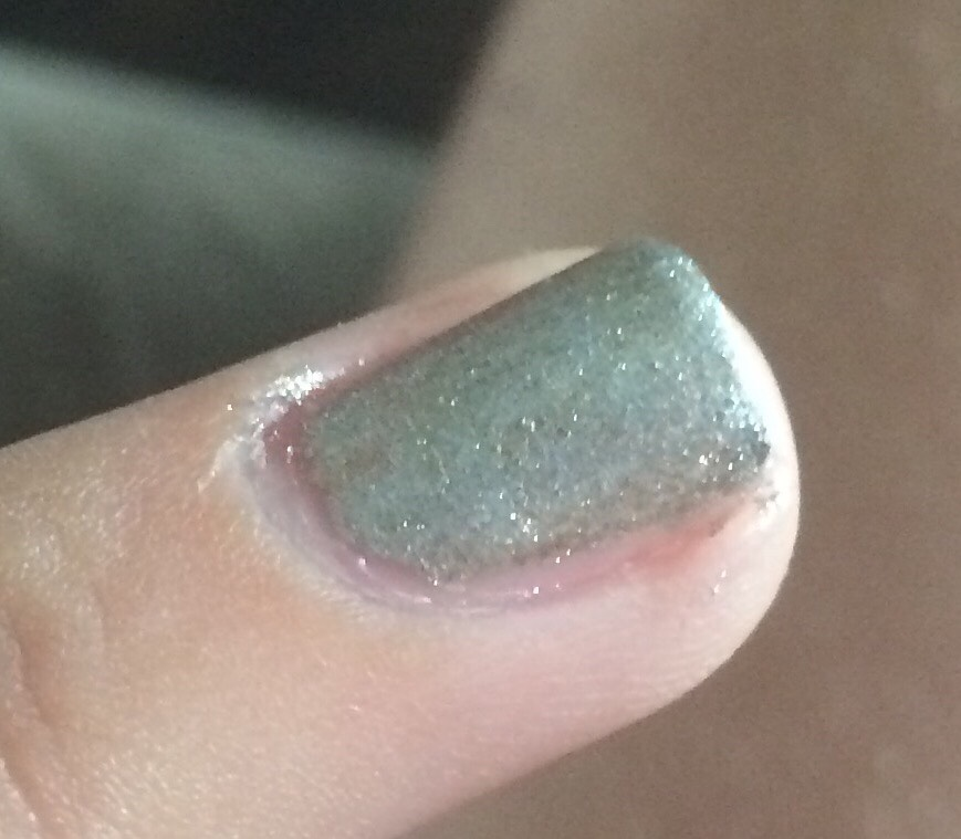 Silver to the ring finger