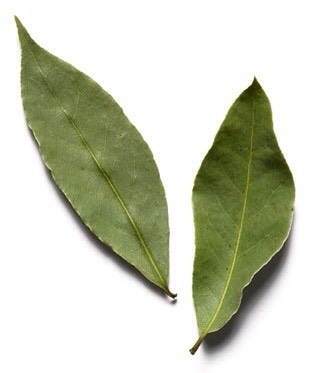 18. Put bay leaves in nooks and crannies to keep roaches away.