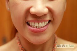 Teeth. You know the rules, brush thoroughly twice a day, floss and mouthwash too! If you want whiter teeth but can't afford special whitening toothpaste or surgery, use a gentle whitener like Sensodyne Gentle Whitener or Aquafresh Whitener