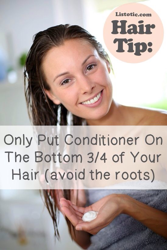 1. Concentrate On The Ends