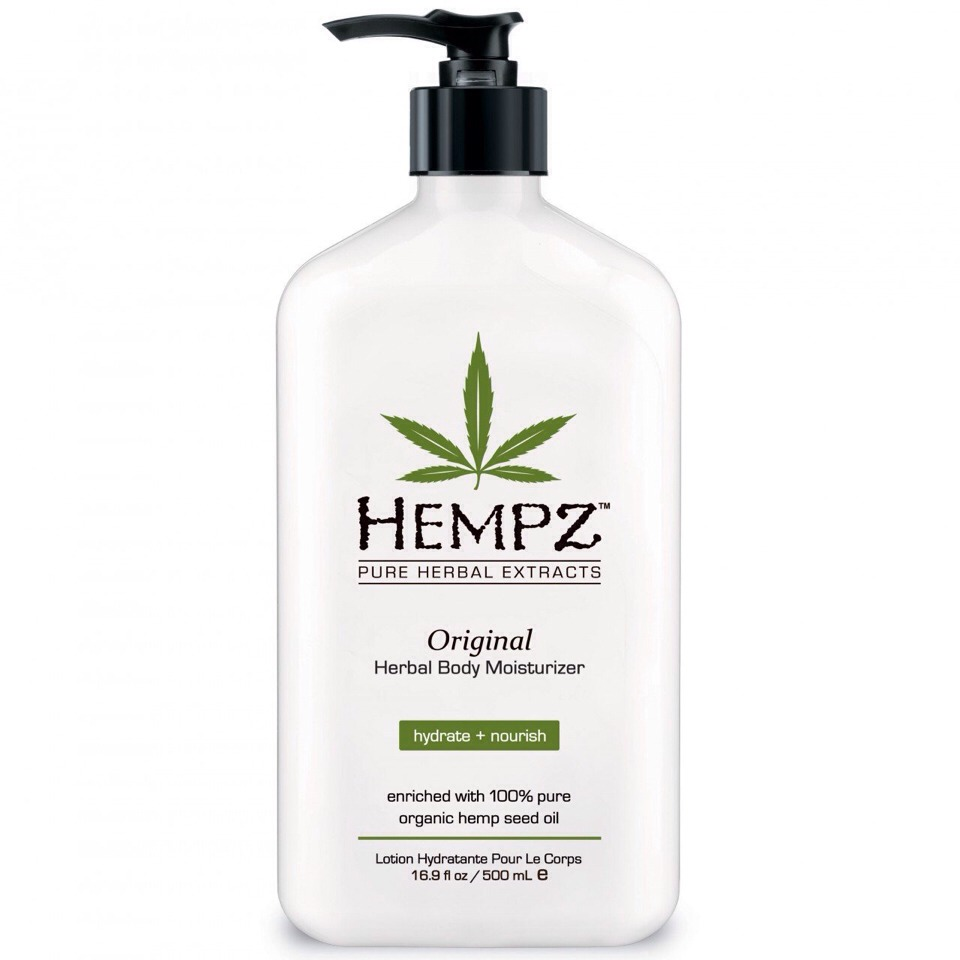 Hemp lotion is well known to be more moisturizing for your skin in a healthy way.