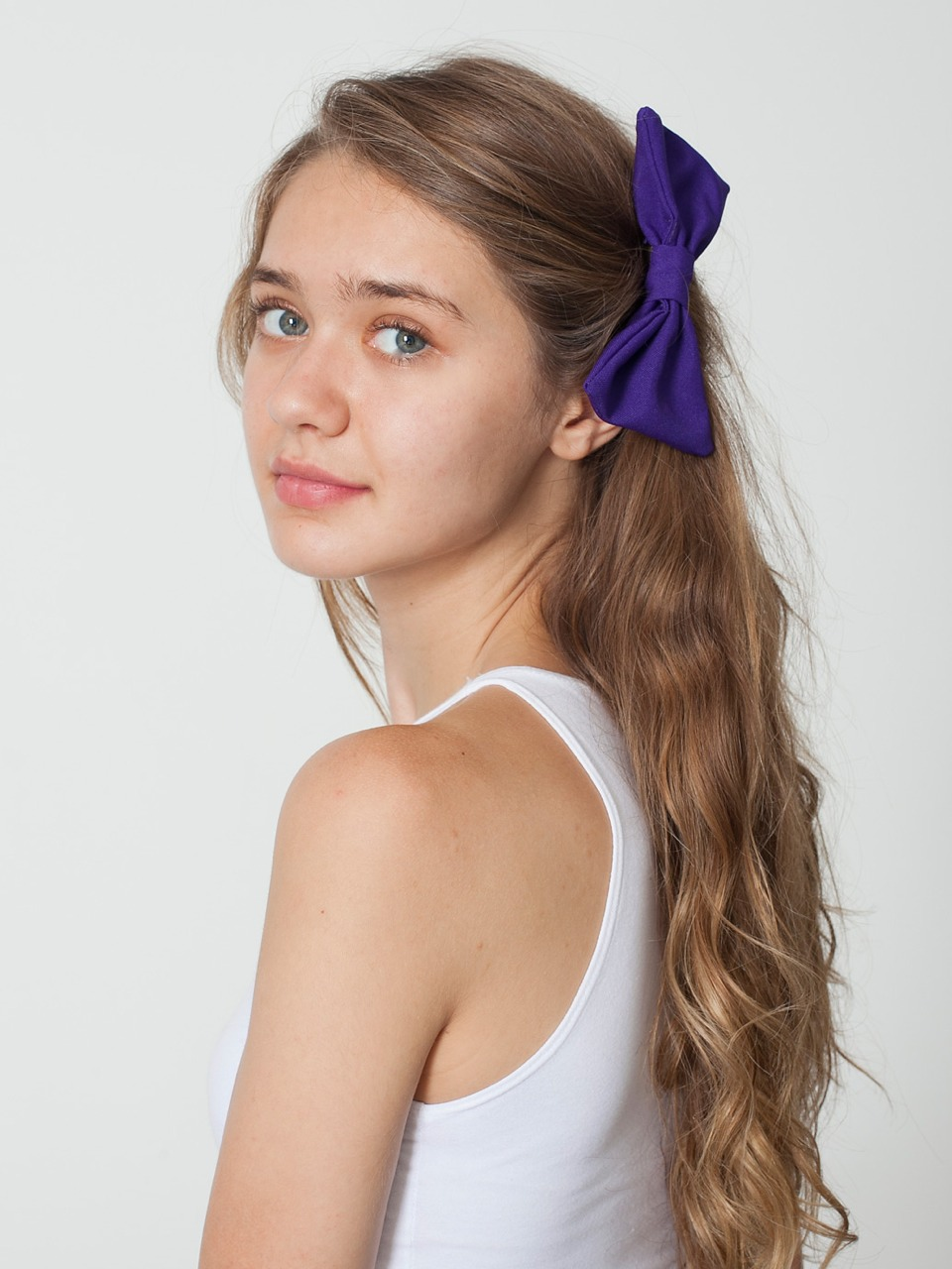 Musely to the side the hair bow doesnt need to be up urmus Choice Image
