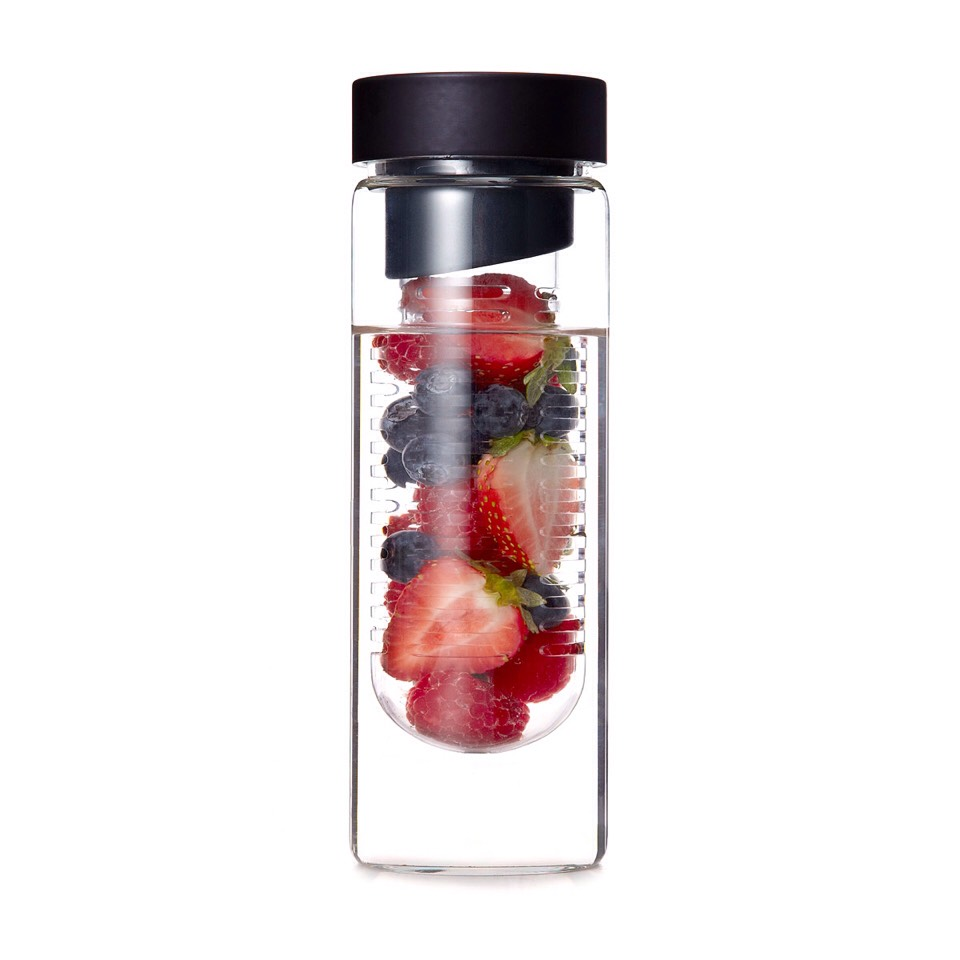 You will need a FRUIT INFUSER WATER BOTTLE I found one on Amazon for £6💦