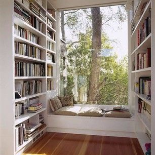 Allow natural light to highlight The pages