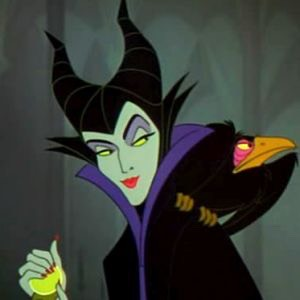 Maleficent helped sleeping beauty because she knew that she would mess around with boys. So when she turned 16 she could awake to her TRUE love of her life. Isn't that nice.