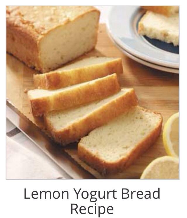 Originally published as Lemon Yogurt Bread in Cooking for 2 Spring 2007, p31.  Read more: http://www.tasteofhome.com/recipes/lemon-yogurt-bread#ixzz3S0eZnmh6