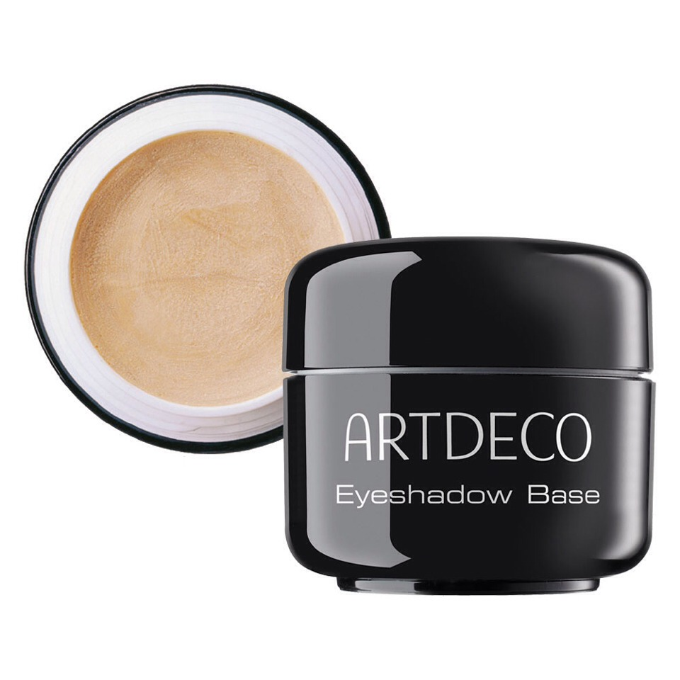 Apply eyeshadow base first so that your eyeshadows properly blend together.