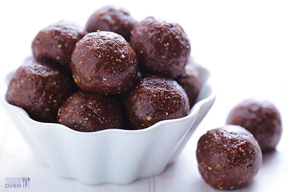 Nutella Energy Bites!