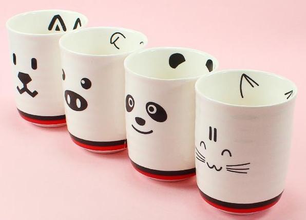 26. This animal mugs set ($15.50).
