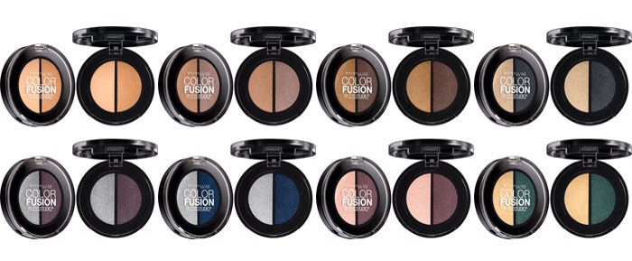 #7 Maybelline Color Molten/Fusion Shadow  This stuff is fabulous! The colors are so smooth and shimmery. Amazing!!!