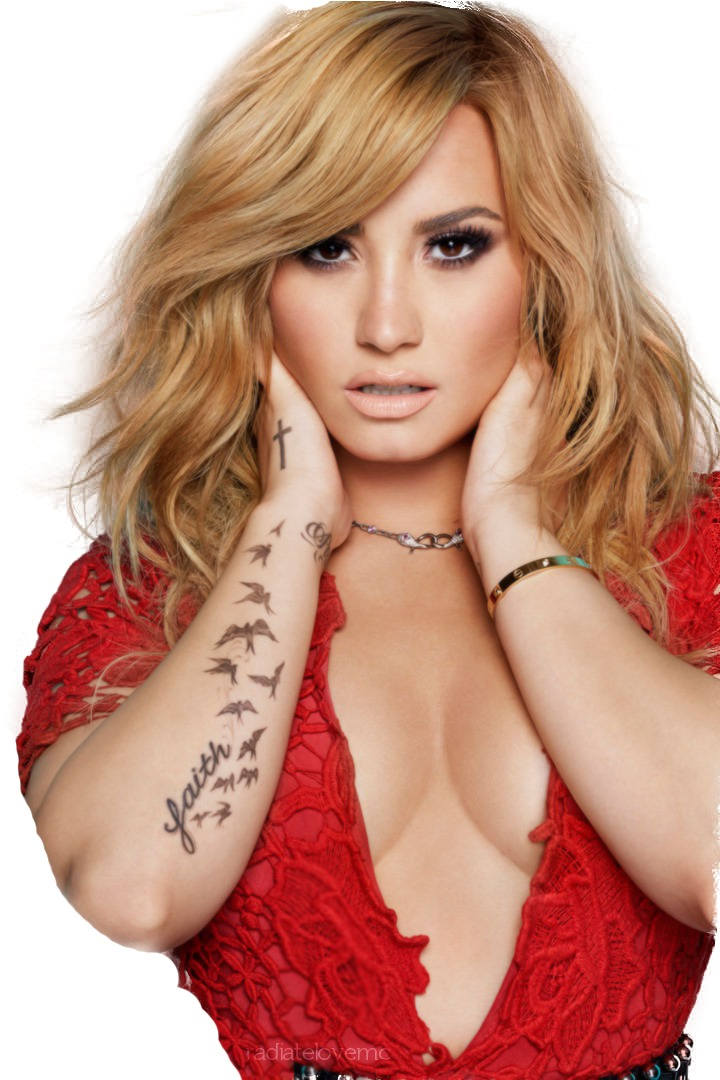 Demi Lovato Fix Heart