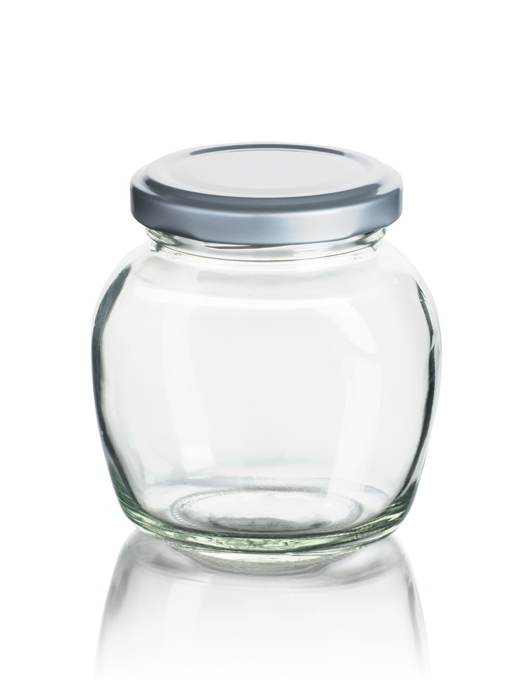 Canning jars are perfect to turn into cute things! So, here's how to make an adorable jar to put anything in!