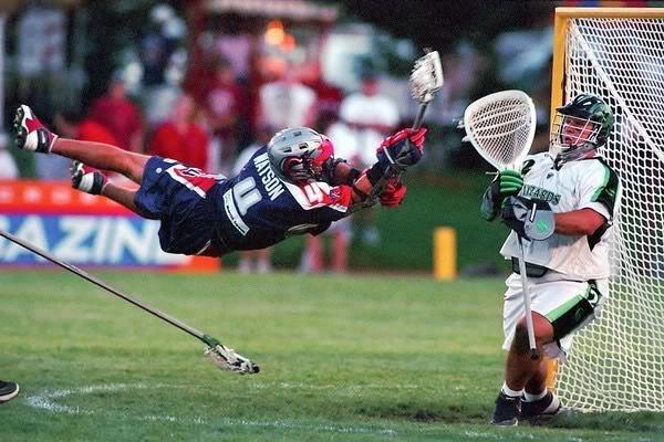#8 Lacrosse